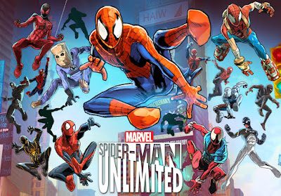 Download Free Game Spider-Man Unlimited (All Versions) Unlimited Health,Energy 100% Working and Tested for IOS and Android