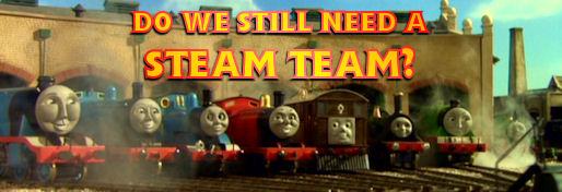 the original steam team - photo #12