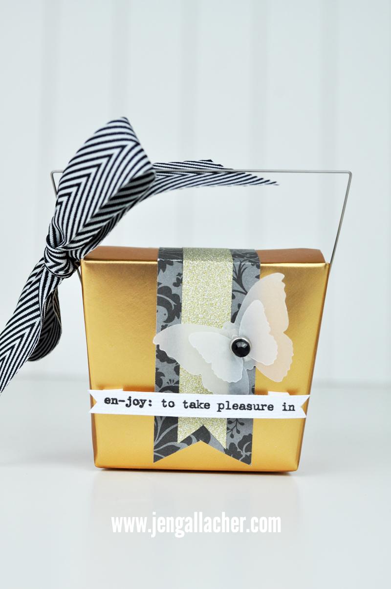 Make It Meaningful: Wedding Favor Boxes | Jen Gallacher