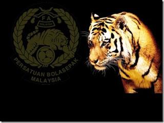 Skuad Harimau Malaya naik satu tangga ranking Fifa