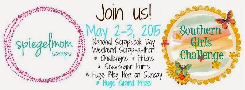 National Scrapbook Day!