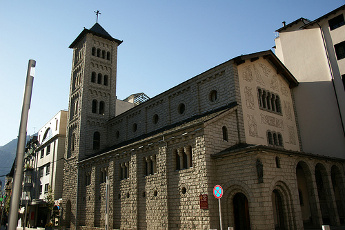 Sant Pere Màrtir- Escaldes-Engordany