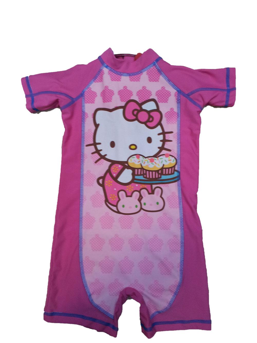 Baju Renang Anak Cars Dan Hello Kitty Fathiyyashop