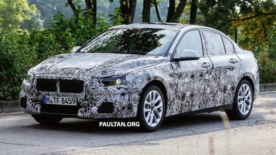 BMW 1シリーズセダン