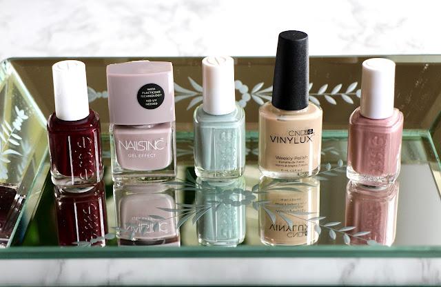 best holiday nail polish