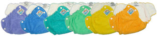 motherease sandy's fitted cloth diaper
