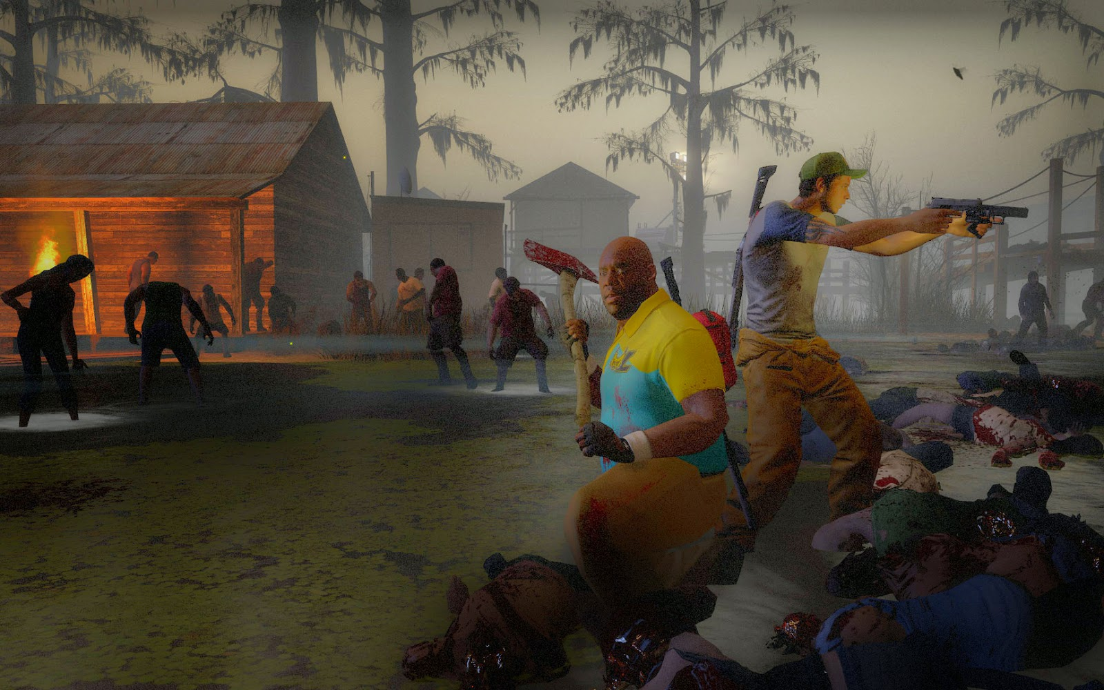 Game PC Left 4 Dead 2 Full RIP screenshot