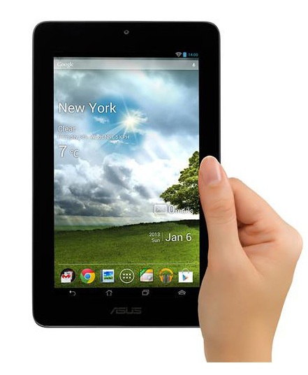 Asus Memo Pad ME172V : Affordable Android Jellybean Tablet