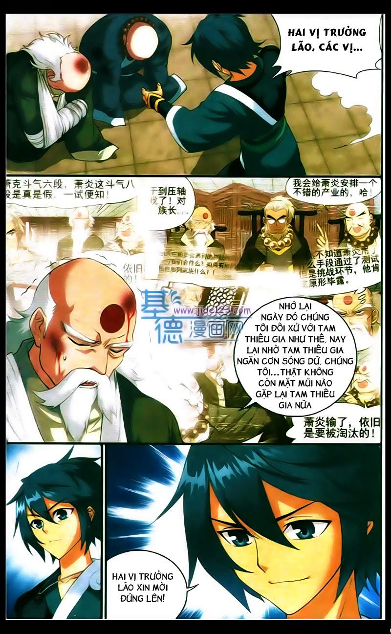 Đấu Phá Thương Khung chap 84 page 18 - IZTruyenTranh.com