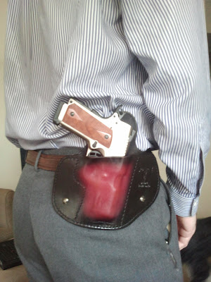 Dragon Leather Works holsters