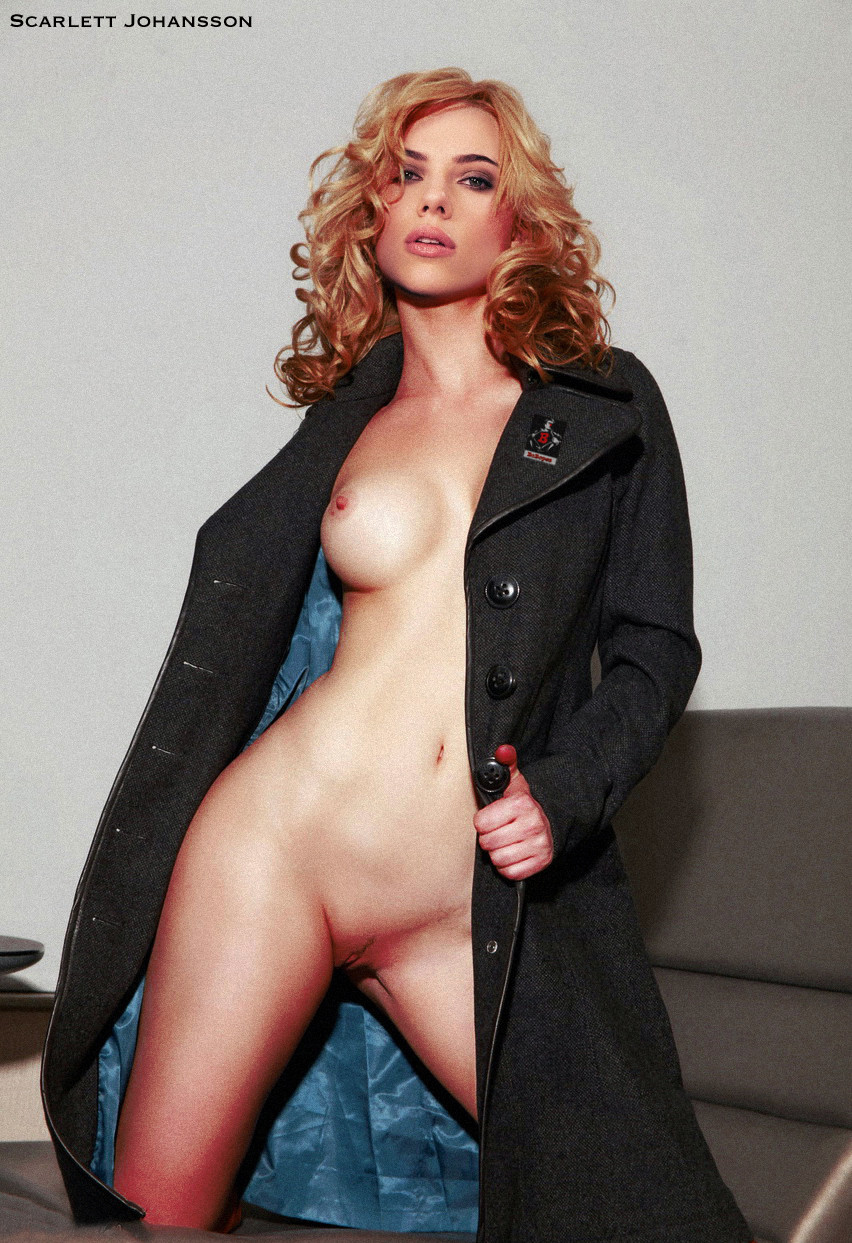 scarlett johansson pussy picture
