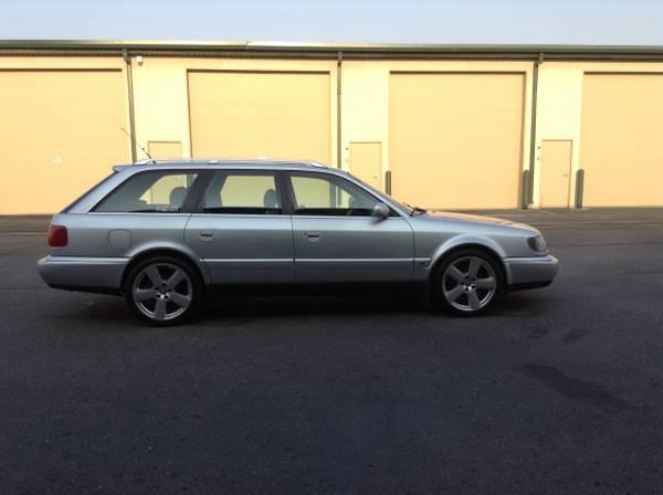 Daily Turismo Avant Garde Audi S Wagon - Audi list