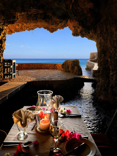 The Caves Hotel in Negril, Jamaica