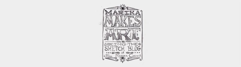 Marika Makes Art