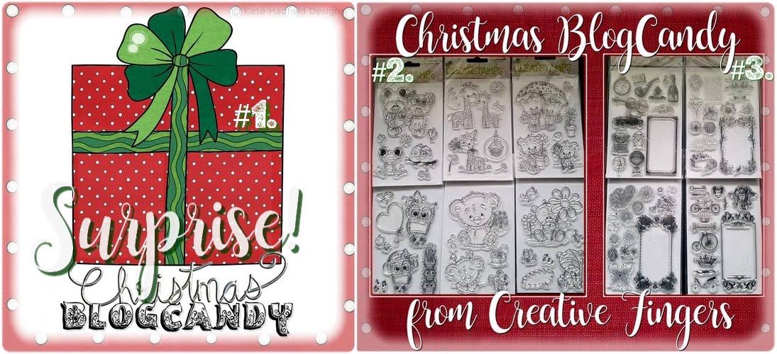 Creative Fingers christmas blogcandy