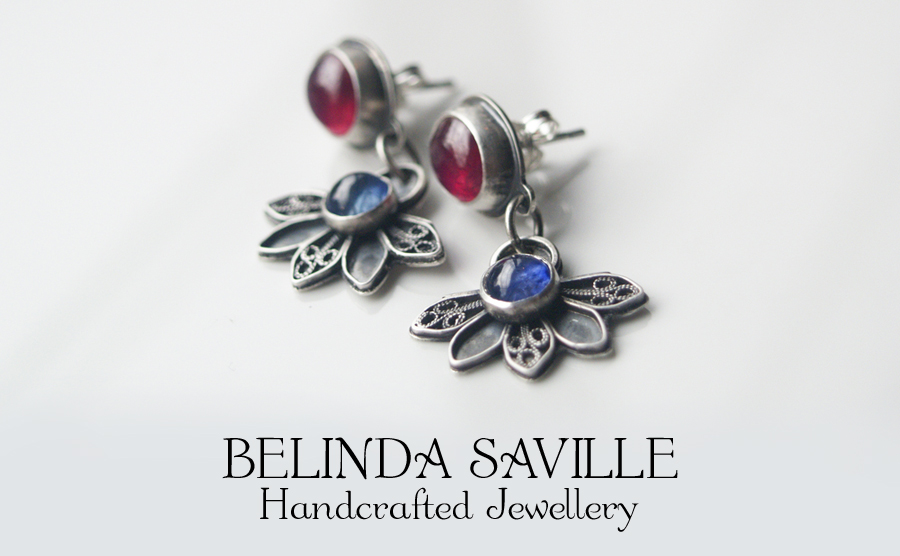 Belinda Saville - Handcrafted Jewellery
