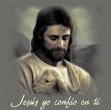 JESÚS  CONFÍO  EN  TI.
