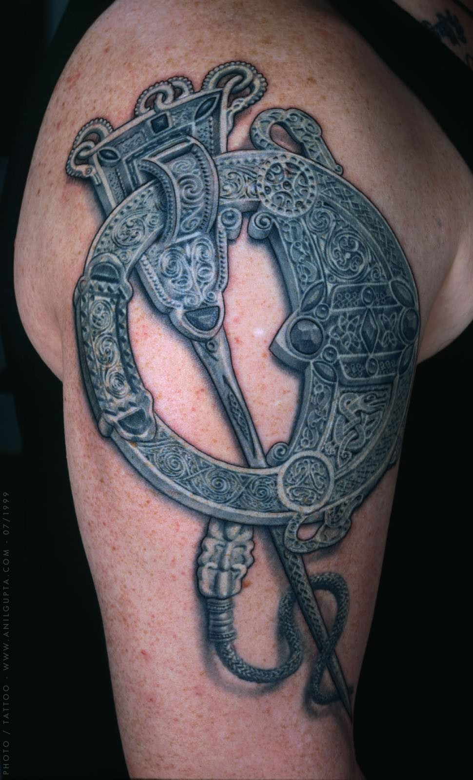Celtic And Viking Tattoos