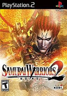 Torrent Super Compactado Samurai Warriors 2 PS2