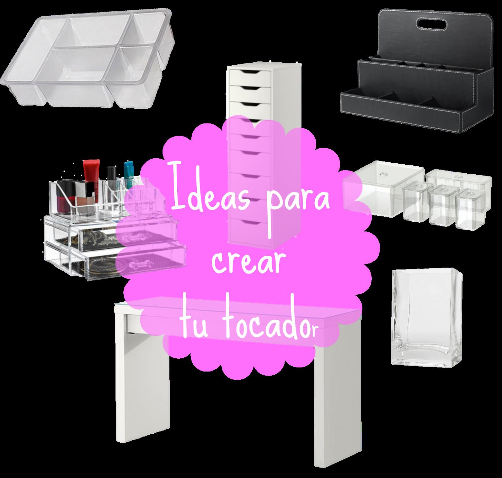 Manualidad Organizador Tocador De Baño ~ Dikidu.com