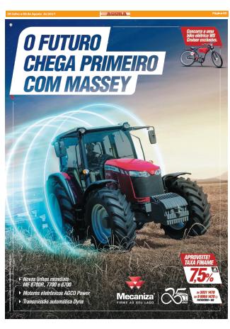 O FUTURO CHEGA PRIMEIRO COM MASSEY