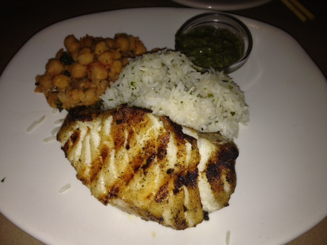 Adventures of the foodaholic bonefish grill for Bone fish grille