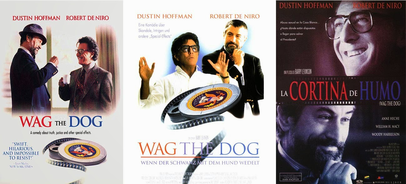 Wag the Dog - Fakty i akty (1997)