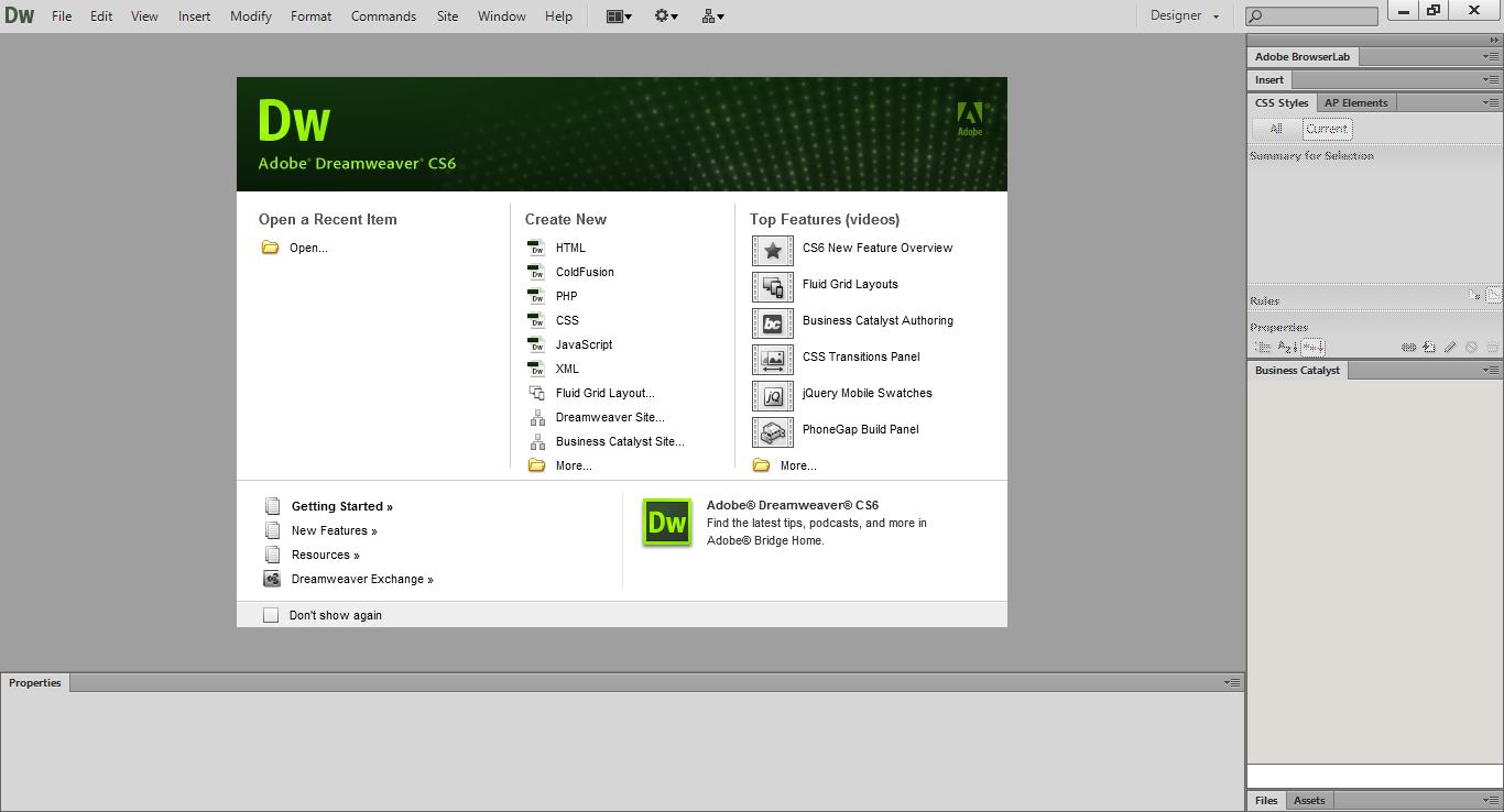 All about Web: Download Adobe DreamWeaver cs6 12.0 Full Crack