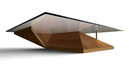 Pair This Contemporary Coffee Table With Your Existing Furniture To Bring A  New Atmosphere, Visit Etobic For More Info.