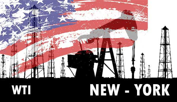 WTI - New York -