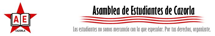 Asamblea de Estudiantes de Cazorla