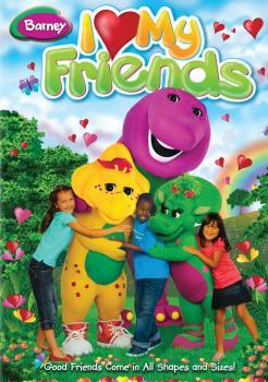 Barney: Amo a mis Amigos