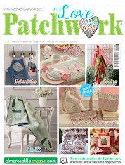Nº 8 de Patchwork with Love