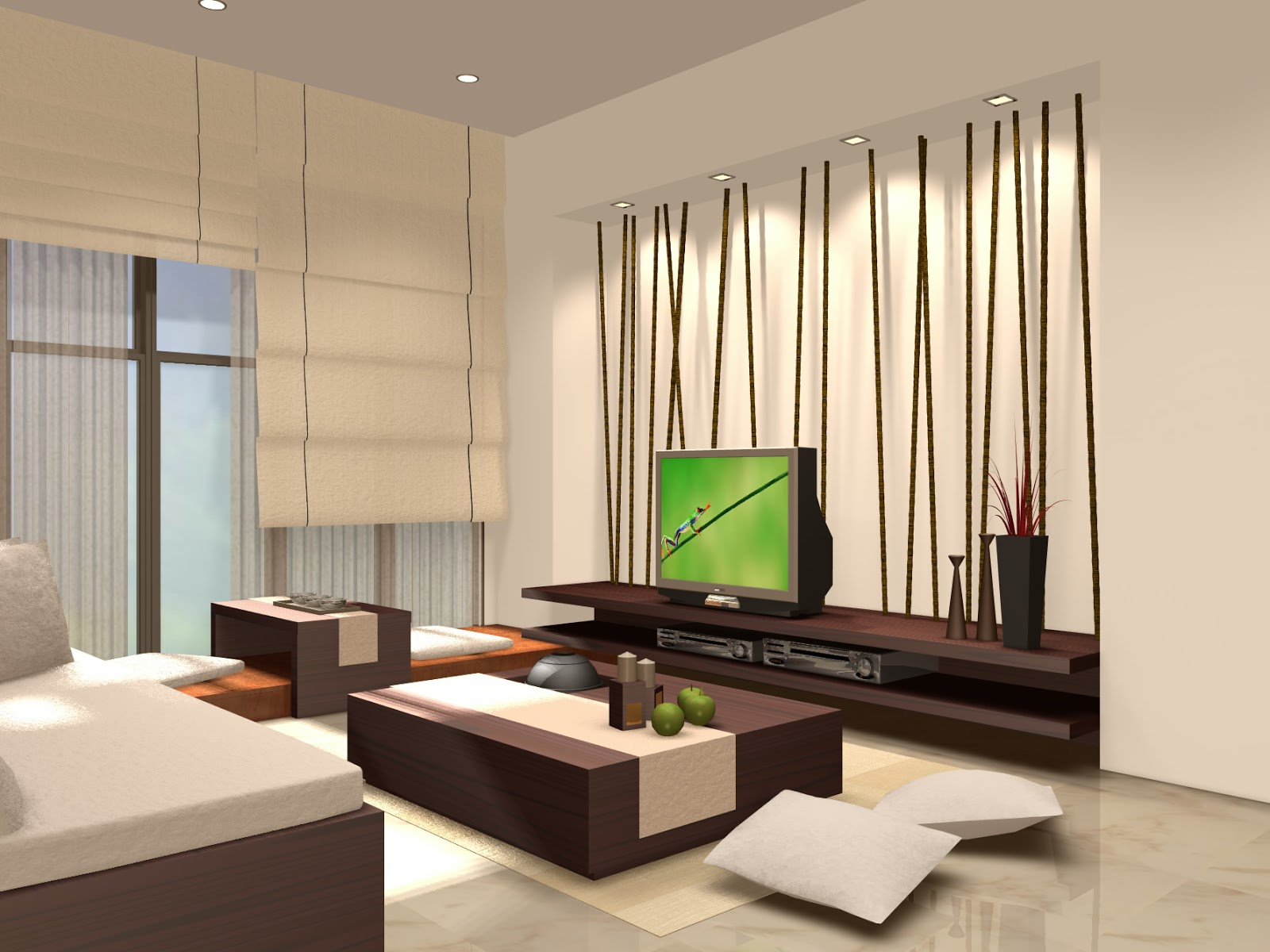 The different styles of interior design1