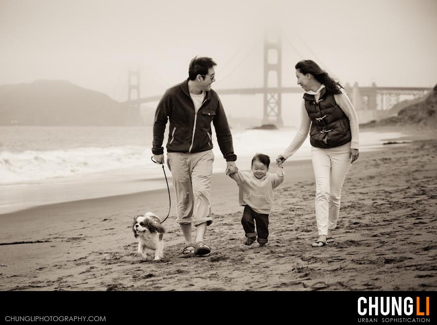 san francisco family baby photographer