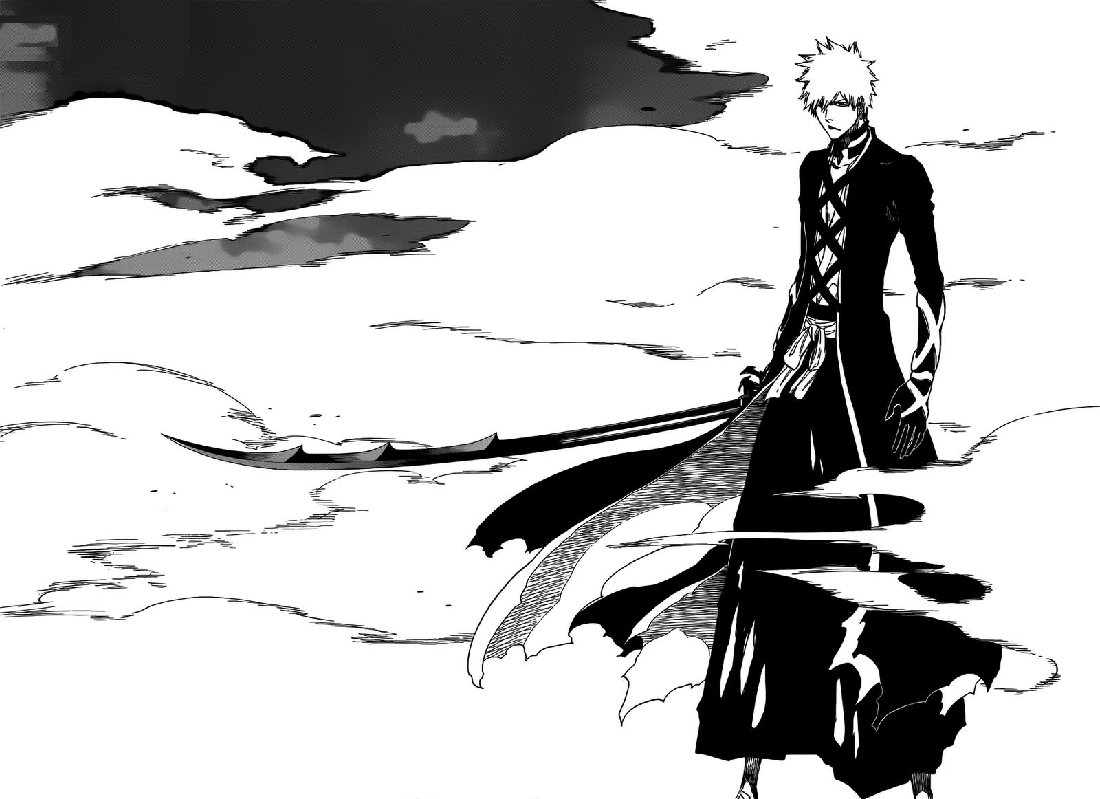 [Shounen Manga] - Bleach New+Bankai+e