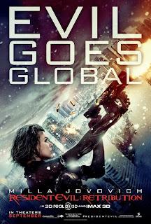 Watch Resident Evil: Retribution (2012) movie free online