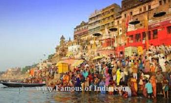Ganga River India Map and History image picture