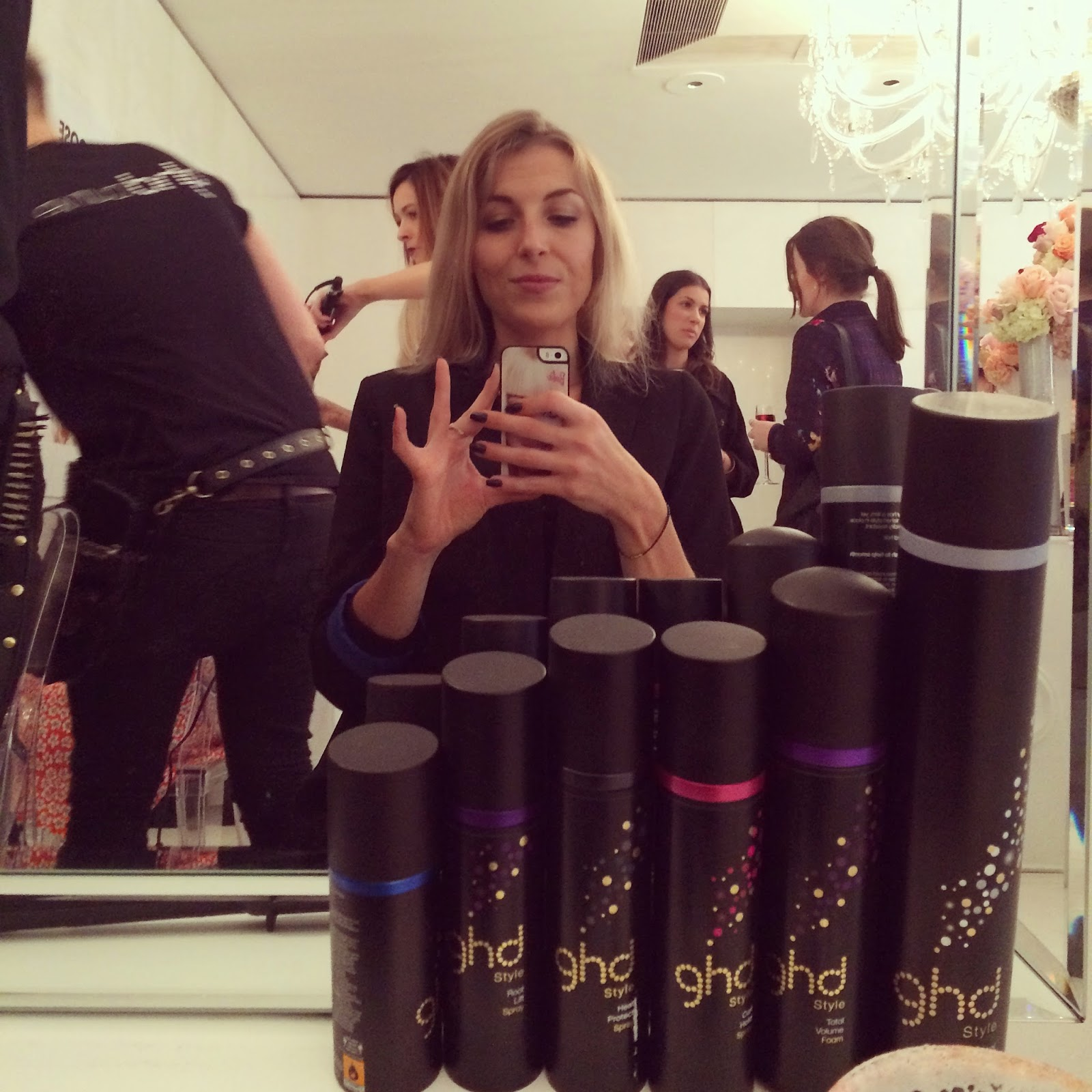 bourjois-ghd-curve-london-event-autumn-winter-2014-new-release