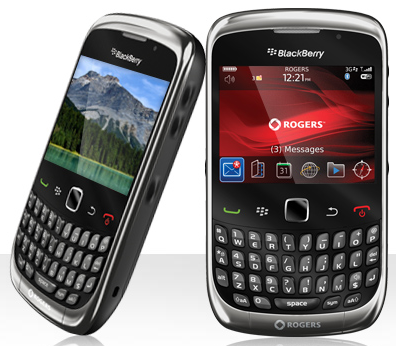 Smartphone BlackBerry Curve 9320
