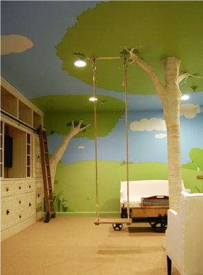 wall decor paint