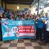 Buruh Se-Kota Bogor Nyatakan Dukungan Untuk Caleg DPD RI Iwan Kusmawan