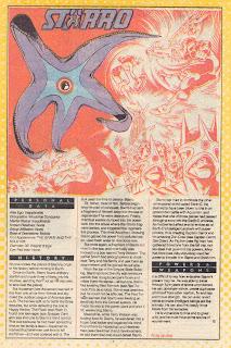 Starro (ficha dc comics)