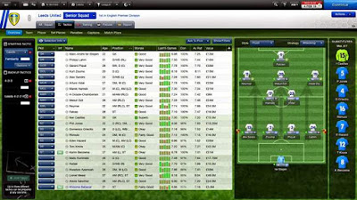 Football Manager 2015 Gameplay
