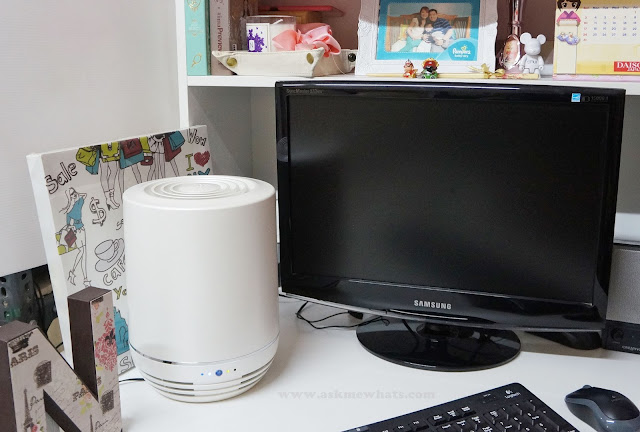 a photo of Luva PureAir Purifier