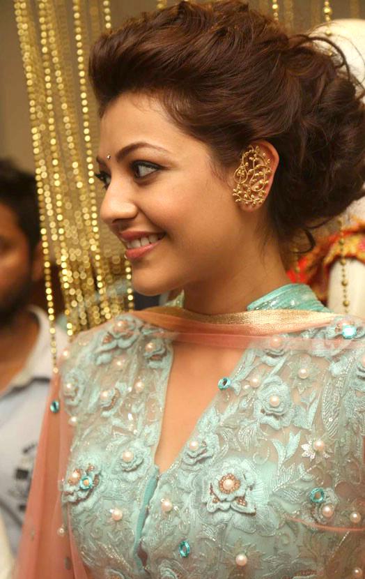 Kajal Agarwal Latest Gorgeous Photos