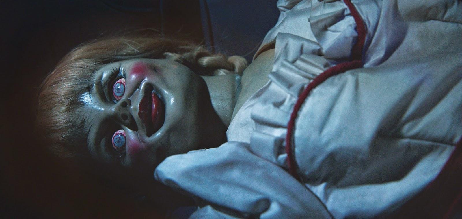 Annabelle | Várias imagens inéditas do terror derivado de Invocação do Mal