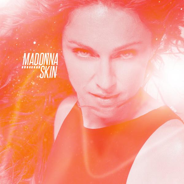 Madonna - Skin - by Yziik - MadonnaUnusualMPAP2.blogspot.com