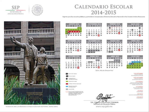 Nuevo Calendario
