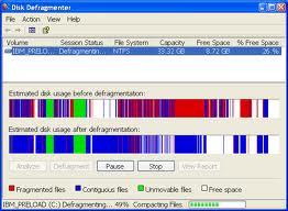 Defragment Hard Drive Adding Context Menu in Windows 7